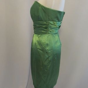 David's Bridal Dresses - David's Bridal Short Dress with Pockets, Size: 8